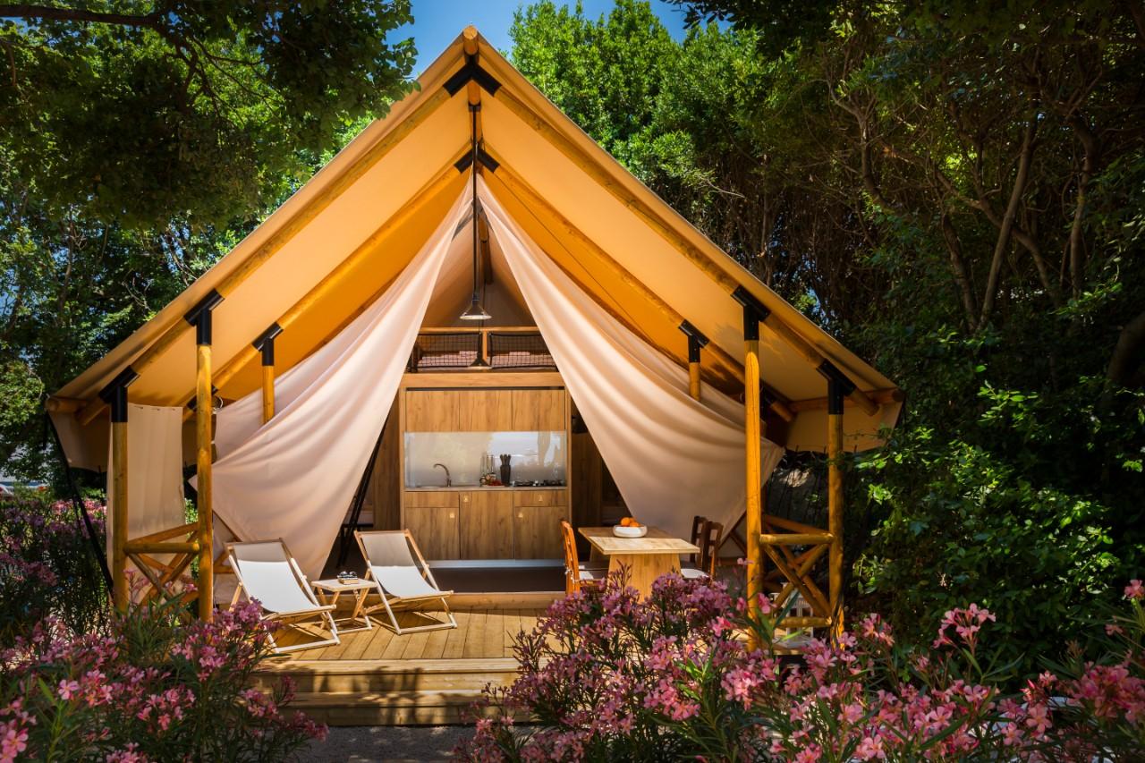 Camping Krk-glamping